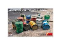 Accesorios Modern Oil Drums 200l