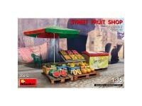 MiniArt Accesorios Street Fruit Shop