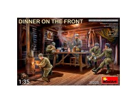 MiniArt Figuras Dinner on the Front 1/35
