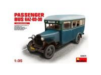 Coche Passanger Bus GAZ-03-30 1/35