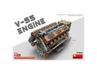 MiniArt Accesorio V-55 Engine 1/35