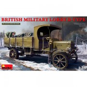 Camión British Military Lorry B-Type 1/35