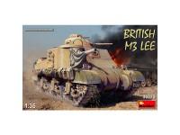 MiniArt Tanque British M3 Lee. 1/35