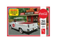AMT Chevy Cameo Pick-up Coca Cola 1955 1/25