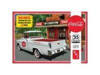 AMT Chevy Cameo Pick-up Coca Cola 1955 1/25
