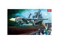 "Academy USN F-14A ""VF-143 Pukin Dogs"" 1/72"