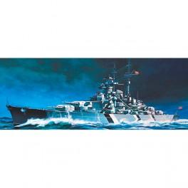 Academy Barco de Guerra Tirpitz 1/800