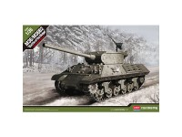 Tanque US Army M36B2 Battle of Bulge1/35
