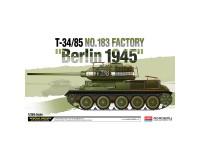 T-34/85 183 Factory Berlin45 1/35