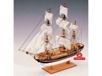 Constructo Casco Macizo HMS Bounty 1:110