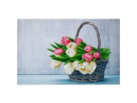 MiniArt Crafts Nature Tulips Bouquet