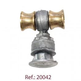 Disarmodel Chigre Completo Metal 25mm 1u
