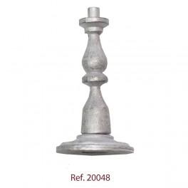 Disarmodel Soportes Metal 43 mm 2uds