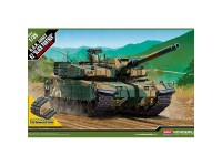 Academy Tanque ROK Army K2 Black Panther 1/35