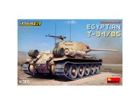 MiniArt Tanque Egyptian T-34-85 Int. Kit