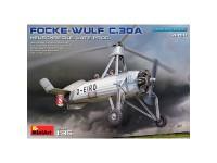 MiniArt Focke-Wulf FW C.30A Heuschrecke
