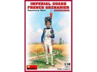 Figura Imp. Guard French Grenadier 1/16