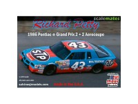 Salvino's JR Richard Petty Pontiac '86 1/24
