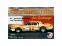 Junior Johnson Racing '77 Monte Carlo 1/25