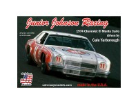 Junior Johnson Racing '74 Monte Carlo 1/25