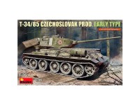 MiniArt T-34-85 Czechoslovak P. Early 1/35