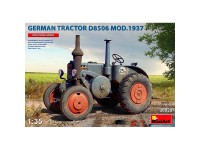 MiniArt German Tractor D8506 Mod 37  1/35