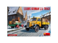 MiniArt Camión L1500S Germ 1,5t Truck  1/35