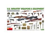 MiniArt Acc U.S. Infantry Weap & Equip 1/35