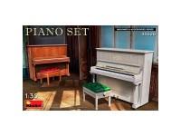 MiniArt Accesorios Piano Set 1/35