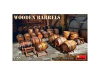 MiniArt Accesorios Wooden Barrels 1/35