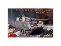 MA Pz.Kpfw.IV Ausf. J Nibelungenwerk 45 IK 1/35