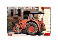 MiniArt German Traffic Tractor D8532 1/35