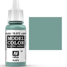 Model Color Verde Azul Pálido 17ml (107)
