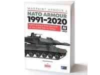 Libro: Warpaint Armour 2: NATO Armour 91-20