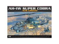 Academy Helicóptero USMC AH-1W NTS Update 1/35