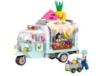 Furgoneta Fruit truck Loz 480 piezas
