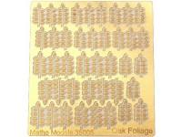 Matho Fotograbado Hojas de Roble 1/35