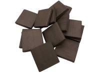 Eurokit Tile 20x20x3 Black 25 units 1/10