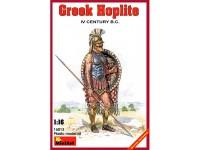 Figura Greek Hoplite IV century  BC 1/16