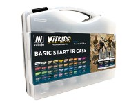 Maletín 40 Wizkids Basic Starter Case 8ml