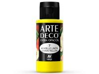Arte Deco Mate Amarillo Limón 60ml.