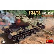 MiniArt Tank T-34-85 Mod. 1960 1/35