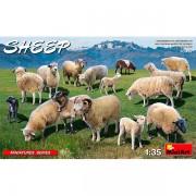 MiniArt Accessories Sheep 1/35