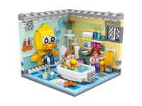 Loz Mini Corner Bath 592 pieces