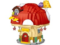 Loz Mushroom House 674 pieces