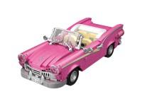 Descapotable Loz Pink cabriolet 560 piezas