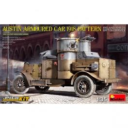 MiniArt Austin Car Ireland 19-21 British IK 1/35