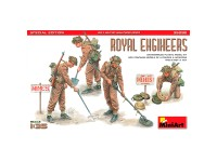 MiniArt Royal Engineers. Special Edition 1/35