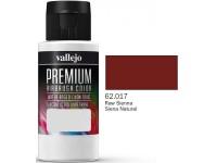 Premium Raw Sienna 60 ml
