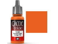 Game Color Naranja Fuego 17ml